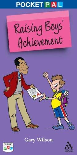 By Gary Wilson - (Pocket PAL: Raising Boys' Achievement) By Gary Wilson (Author) Paperback on (Jul , 2007)
