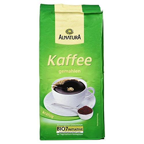 Alnatura Bio Kaffee gemahlen (1 x 500 g)