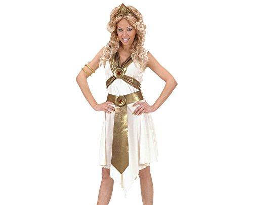 WIDMANN 72593 Erwachsenenkostüm Römische Göttin, 42