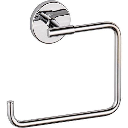 Delta Wasserhahn 759460Trinsic Handtuchring, chrom - Delta Badezimmer Handtuchring Für