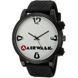 Airwalk Unisex AWW-5059-WT Analog Watch