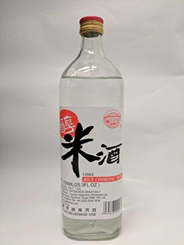 NJ Rice Cooking Wine 750 ml Test