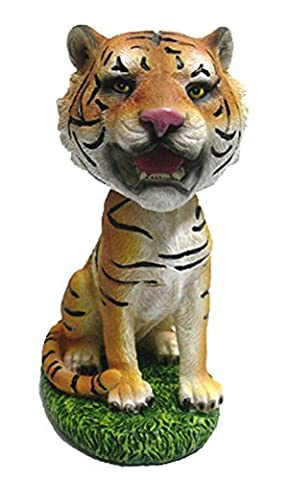 Sale - Wildlife Gift - Tiger Bobblehead, Ideal Gift.