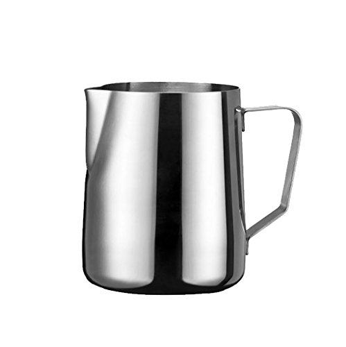 XL-4-Poussin-inox Coupe du pot de café fantaisie coupe lait pot de 350ml , 350ml