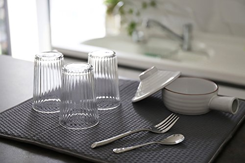 Patente Diamant Wasserflecke Kitchen Dry Mat,Gericht Trocknen, coutertop Abtropfmatte, Super...