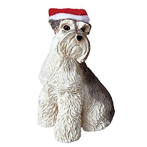 Sandicast Weihnachten, Ornament, grau -