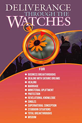 Deliverance Through the Watches Mega 12-in-1: All 12 Deliverance Through the Watches Titles (English Edition)