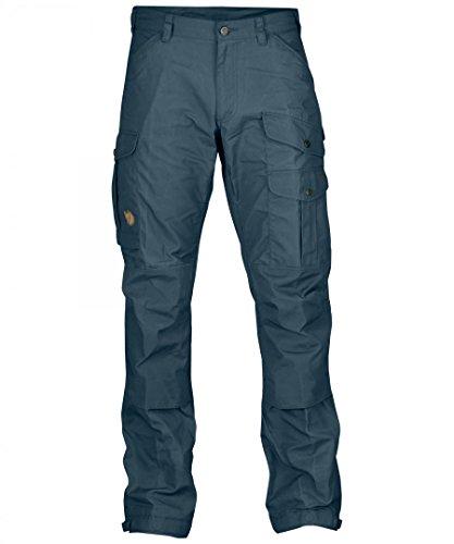 Fjaellraeven Herren Trekkinghose Vidda Pro Long dusk blue grey 042