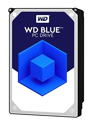 WD Blue Disco Duro para Ordenadores de sobremesa de 3 TB (5400 RPM SATA a 6 GB/s 64 MB de caché 3 5