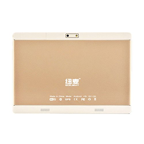 """Auntwhale 2018 Neueste NERLMIAY 9.7"""" HD-Display, Windows 10,2 in 1 Touchscreen-Tablet-PC, Intel Quad-Core-Prozessor, 2 GB + 32 GB, Wi-Fi Bluetooth Android 5.1 (Gold)"""