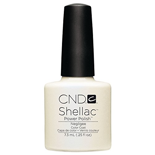 CND Shellac Negligee, 1er Pack (1 x 7 ml)