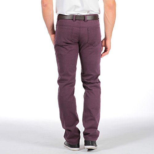 Ruckfield - Pantalon violet 5 poches Ruckfield - Rose Rose