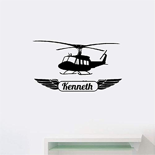 Stickers Vinyl Wall Art Decals Letters Quotes Decoration Custom Made  Personalized Airplane Aircraft Planes Navy Warbird Decal Customized Gift