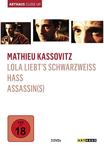Bild von Mathieu Kassovitz - Arthaus Close-Up [3 DVDs]