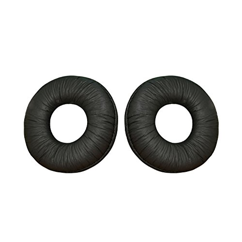 Merssavo Noise Canceling Headphone Replacement Ear Pad Cushion Sponge Cover Compatible with SONY MDR-V150 V250 V300 V200 V100 ZX110 ZX300 ZXXNUMX Headphones