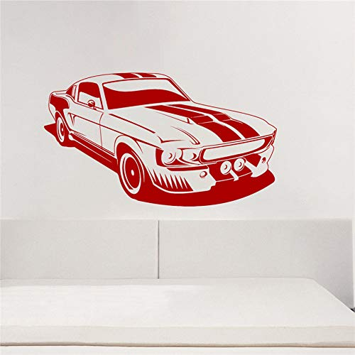 Maxi Wandaufkleber Cars