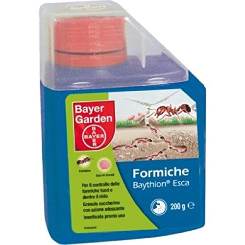Bayer 435826 Baythion Esca per Formiche, 200 gr