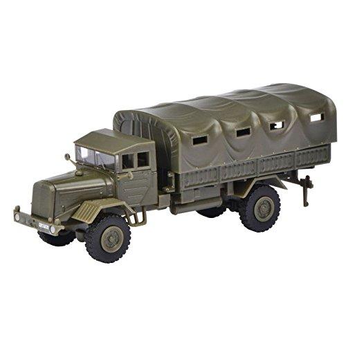 Preisvergleich Produktbild Schuco 452625200 - Mercedes Benz LG 315 BW, offen, Maßstab 1:87, Militärfahrzeug