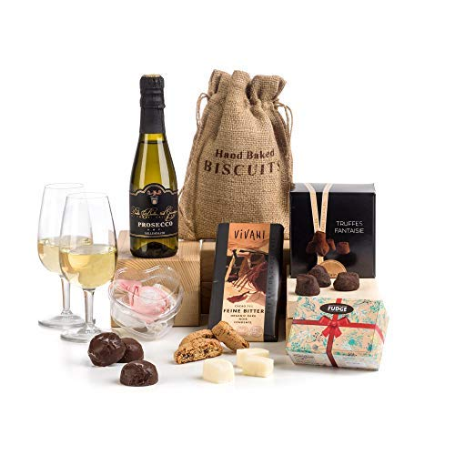Prosecco Made Me Do It! Sweet Decadence Gift Hamper -In time for Valentines Day Delivery