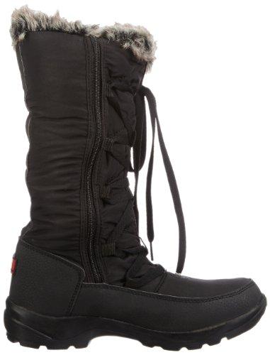 Canadians 267020, Bottes de ski femme Noir - Schwarz (black 004)