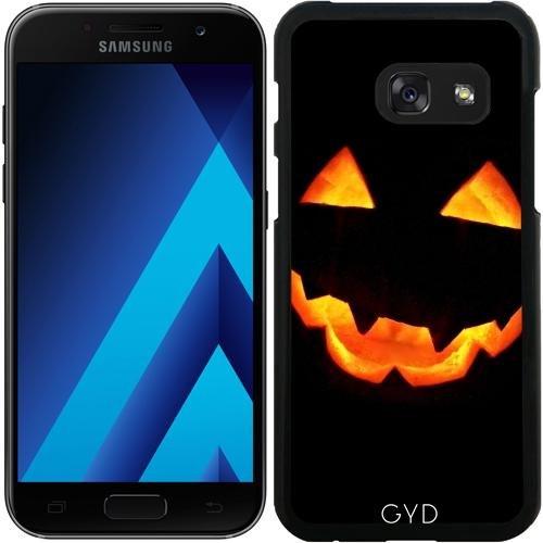 (DesignedByIndependentArtists Hülle für Samsung Galaxy A5 2017 (SM-A520) - Halloween Kürbis by hera56)