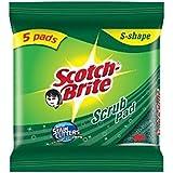 Scotch-Brite Non-Woven Scrub Pad (Green)