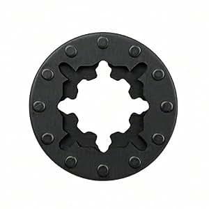 Bosch 2609256983 Adaptateur permettant d'utiliser les accessoires pour Outil multifonction sur des outils multifonctions d'autres marques