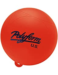 POLYFORM WATER SKI SLALOM BOUY RED