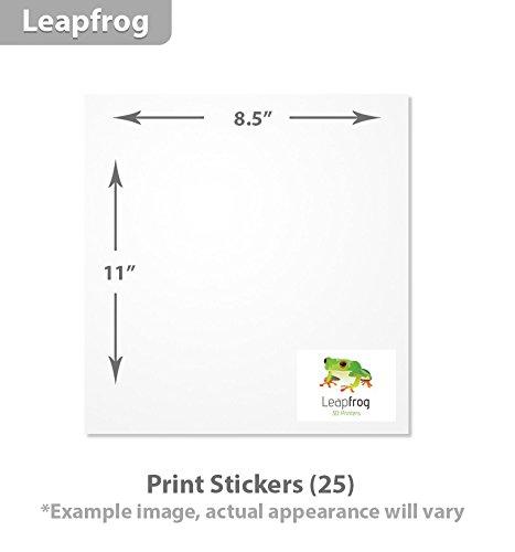 leap-frog-a-17-005-essenziale-stampa-di-etichette
