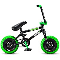 Rocker Irok+ MiniMain Verde Mini BMX Bike