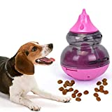 Womdee Dog IQ Treat Ball, Giocattoli per Cani interattivi | Auto Cane Gatto Pet Food Dispenser, Slow Feeder Pet Food Treat Ball, IQ Dog Puzzle Giocattoli per Cucciolo, Gatti, Cani