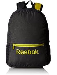 Reebok Coal/Vitgrn Casual Backpack (BC4173)