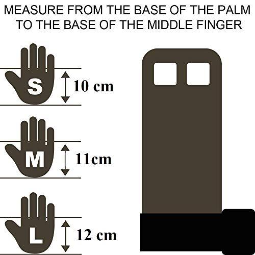 Zoom IMG-2 ducomi guanti paracalli crossfit coppia