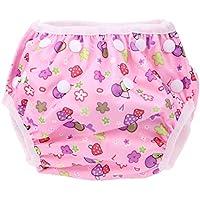 verstellbar Schwimmwindel Bezug f/ür 12 Kuou wiederverwendbar Baby Swim Hose wasserdicht Baby Windel Badeanzug 18/Monaten Baby