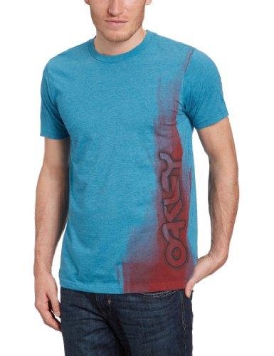 Oakley Herren T-shirt Fading Flame aurora blue