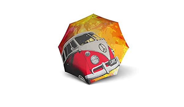 Doppler Modern Art Mini Postcards Regenschirm Umbrella Schirm Automatik 74615709