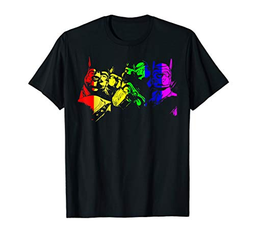 Puppy Pack Pride Popular Puppy Play  T-Shirt