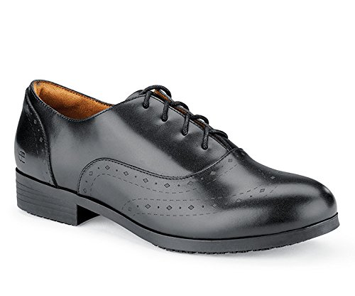 Shoes for Crews 52152-38/5 KORA Halbschuhe, Rutschhemmende, Größe 38 EU, Schwarz