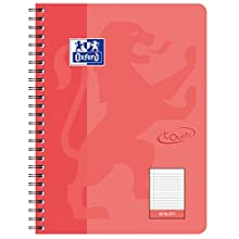 Oxford. Lined, Coral 1 Coral
