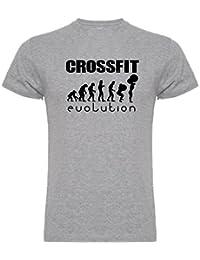The Fan Tee Camiseta de Hombre Crossfit Gym Deporte e5cd5b54667c8