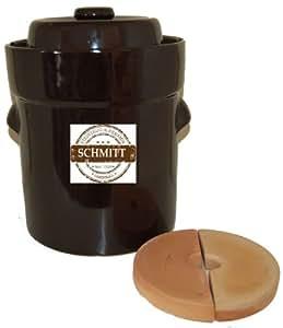 Steinzeug-Schmidt - Pentola per fermentazione, 15 l