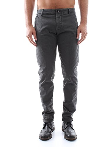 NO LAB MIAMI CVR ANTRACITE PANTALONE Uomo ANTRACITE 30