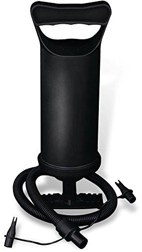 Bestway Pompa aria manuale rapida gonfiaggio per piscina mare materassino 62002