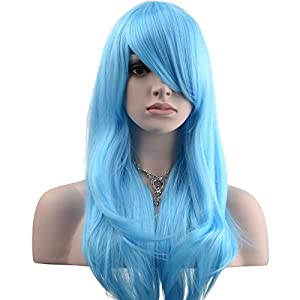 YOPO - Bandeau - Femme bleu clair