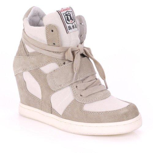 Ash Cool Sneaker col Tacco, Donna Clay 41 EU
