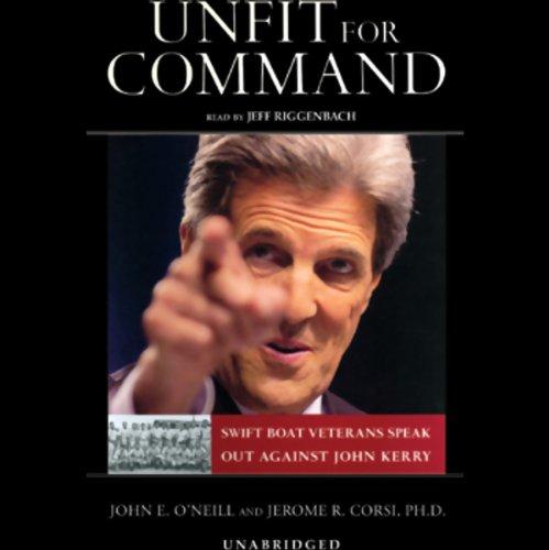 Unfit for Command  Audiolibri