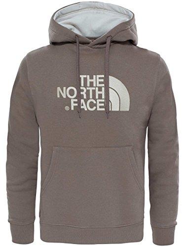 The North Face M Pullover Hoodie Kapuzenpullover Drew Peak für Herren braun / beige