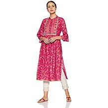 Amazon Brand - Myx Women's A Line Salwar Suit Set