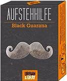 Die Spiegelburg Urban&Grey Aufstehhilfe Tee Black Guarana Pyramiden Teebeutel