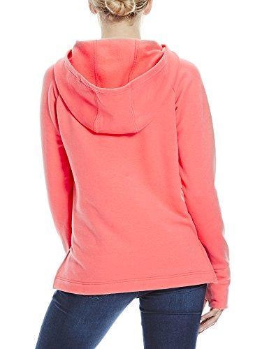 Bench Damen Kapuzenpullover Cosy Hoody Rosa (Pink PK127)